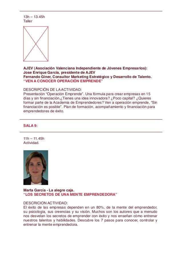 Jornada de empleo en valencia for Trabajo decorador valencia