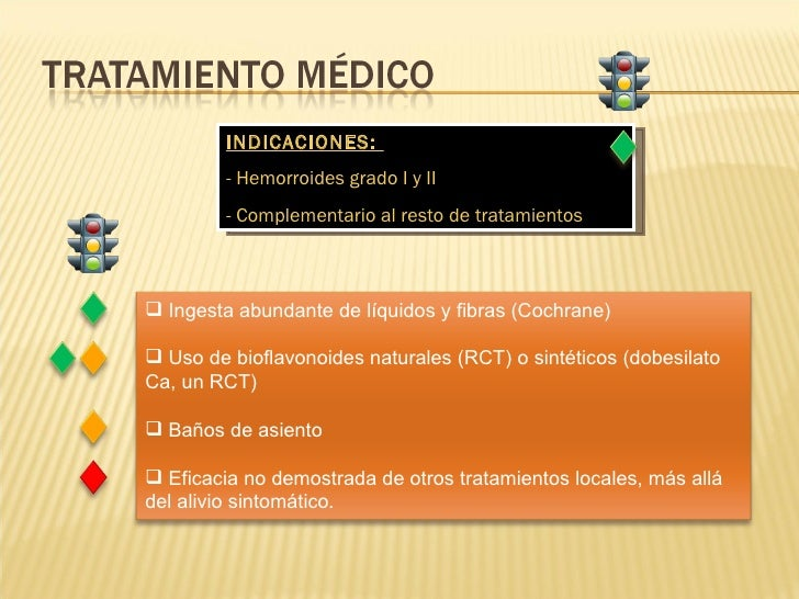 Patolog a hemorroidal - Banos de asiento para hemorroides ...