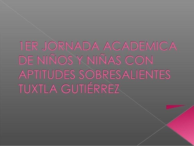 Jornada académica