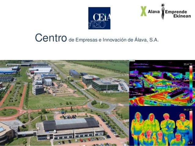 Centro de Empresas e Innovación de Álava, S.A.