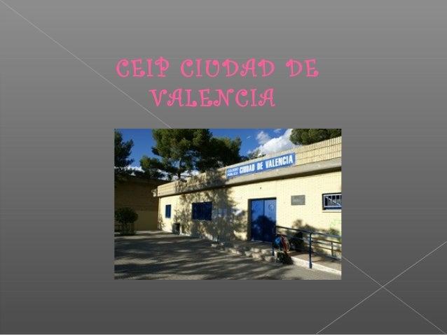 CEIP CIUDAD DE VALENCIA