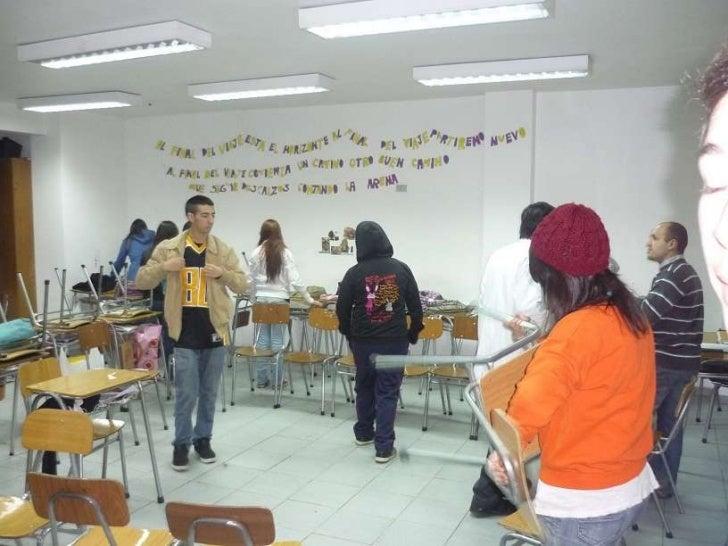 Jornada de convivencia escolar  viernes 6 de mayo 2011