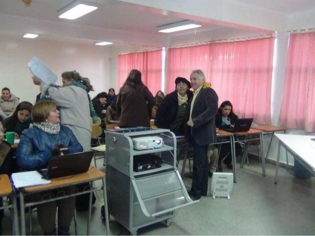 Jornada evaluación i semestre 2014