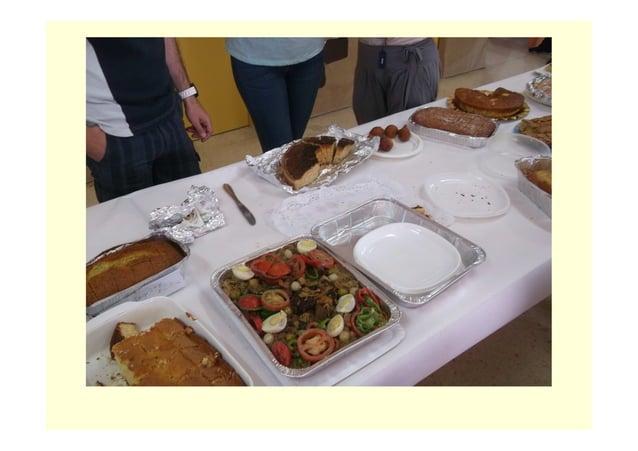Jornada gastronómica 2013