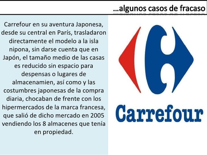 Resultado de imagen de Carrefour, el fracaso de un modelo