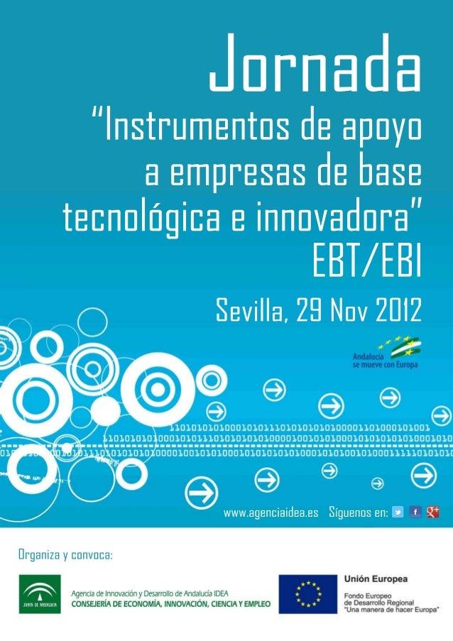 Jornada instrumentos de apoyo EBT-EBI