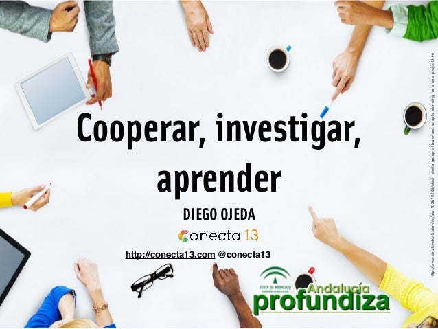 Cooperar, investigar, aprender http://www.shutterstock.com/es/pic-193510463/stock-photo-group-of-business-people-planning-...