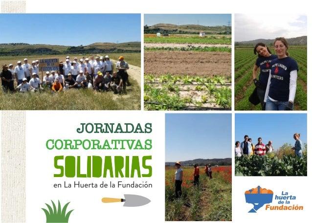 ¿Qué es La Huerta de la Fundación? Es una iniciativa del Centro Especial de Empleo Ibergrupo, perteneciente a la Fundación...