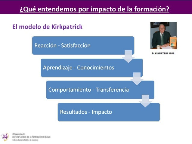 Evaluación del impacto: un proceso