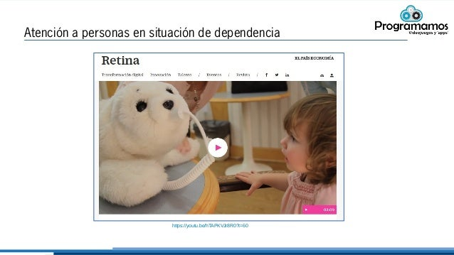 Atención a personas en situación de dependencia https://youtu.be/hTAPKVJr8R0?t=60
