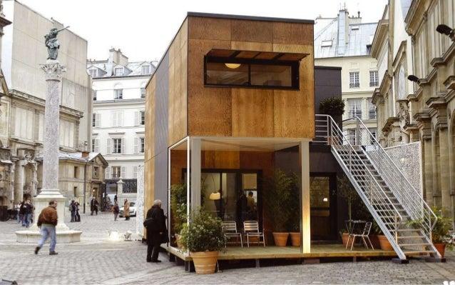 Arquitectura Modular Y Edificios Transportables