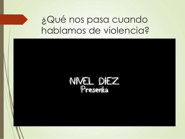 Jornada sobre violencia escolar - Inst. SUMMA Slide 2