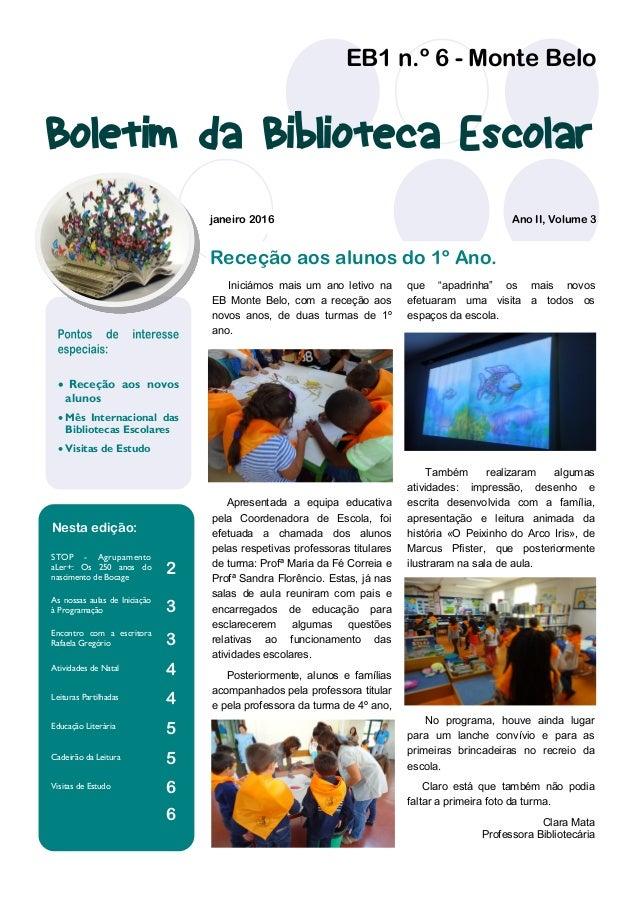 Iniciámos mais um ano letivo na EB Monte Belo, com a receção aos novos anos, de duas turmas de 1º ano. Apresentada a equip...