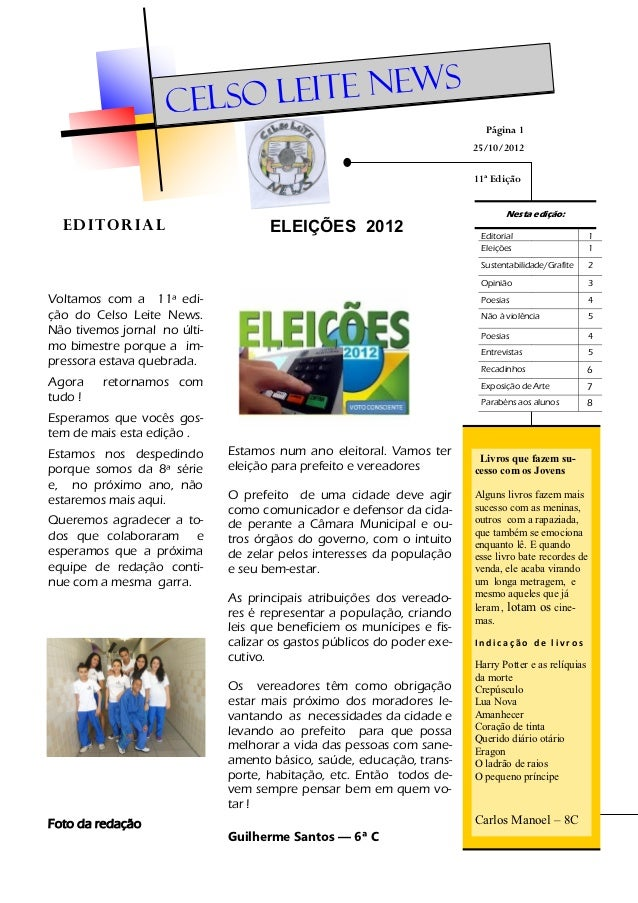 Celso L eite News                                                                           Página 1                      ...
