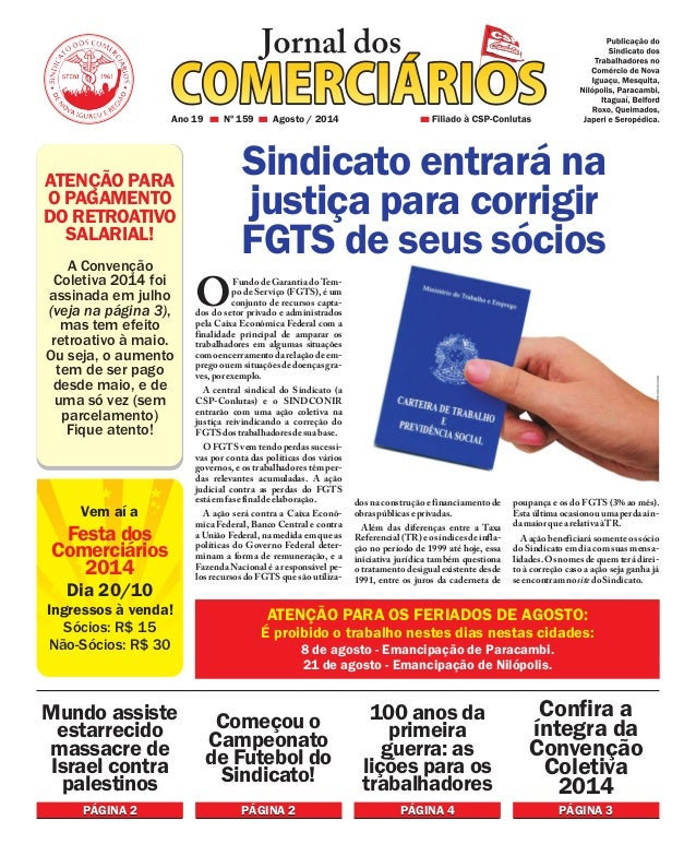 Jornal dos Comerciários - Nº 159