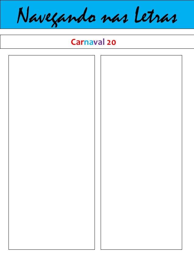 Navegando nas Letras                                 Carnaval 2013                 Vai-Vai                                ...