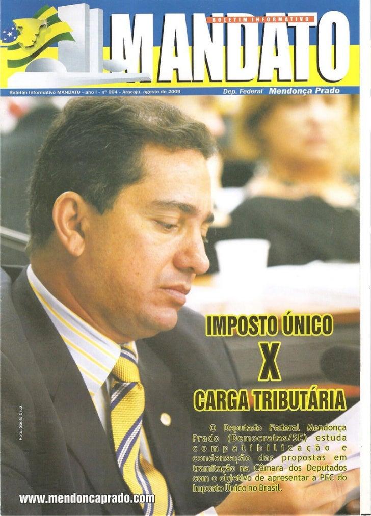 Jornal Agosto 2009