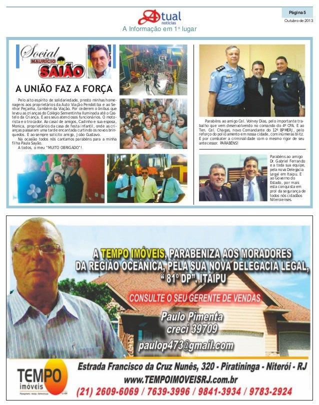 jornal atual itaguai online dating
