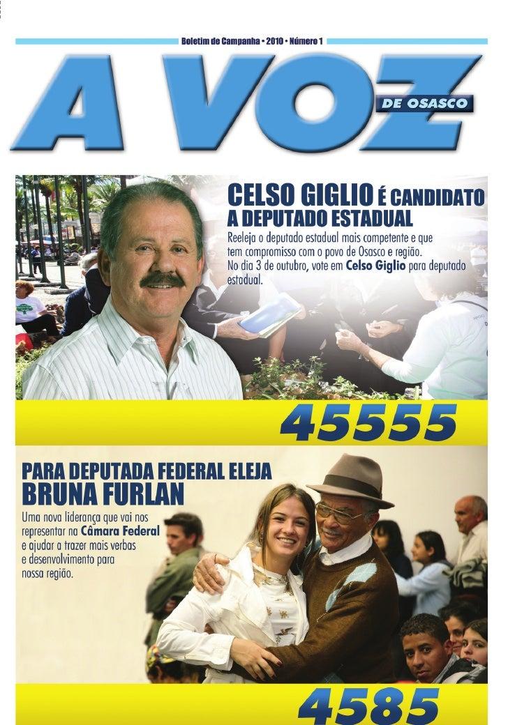 Jornal A Voz de Osasco