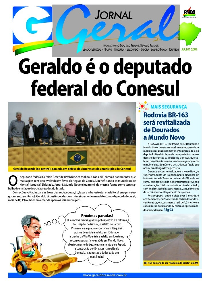 Jornal conesul