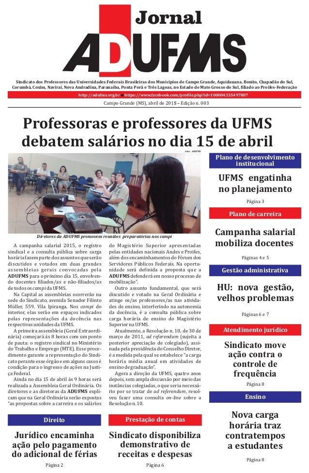 A campanha salarial 2015, o registro sindical e a consulta pública sobre carga horáriafazempartedosassu...