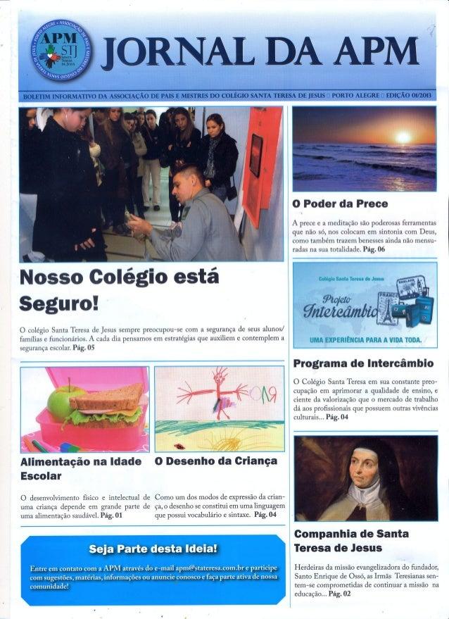 Jornal da APM   edicao-01-2103