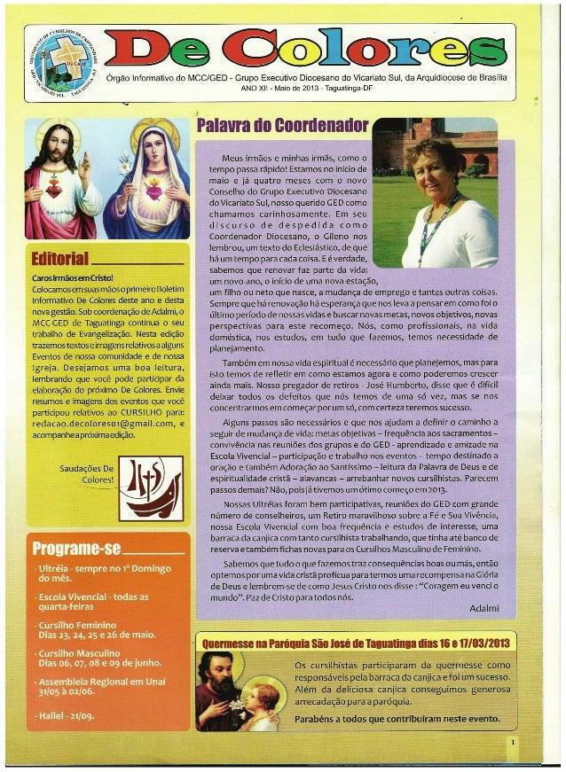 Jornal de colores