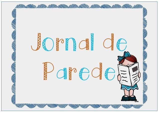 Jornal de Parede