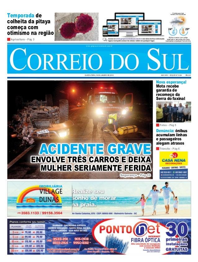 Denúncia: ônibus acumulam linhas e passageiros alegam atrasos Nova esperança! Mota recebe garantia de recomeço da Serra do...