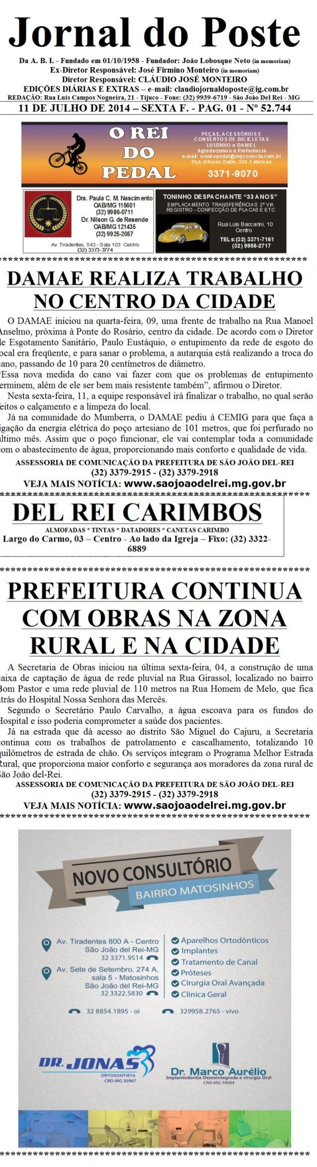 Jornal do poste 11 b 1