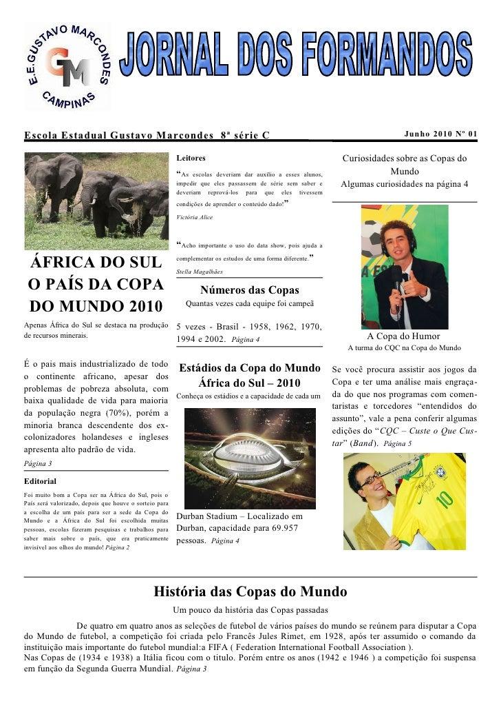 Escola Estadual Gustavo Marcondes 8ª série C                                                                              ...