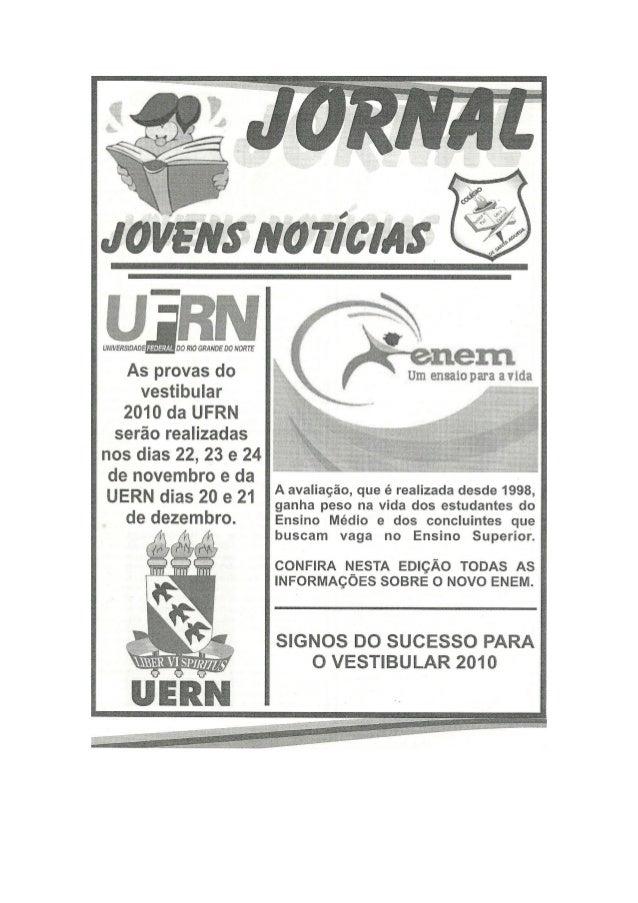 Jornal folha do saber edição 2011