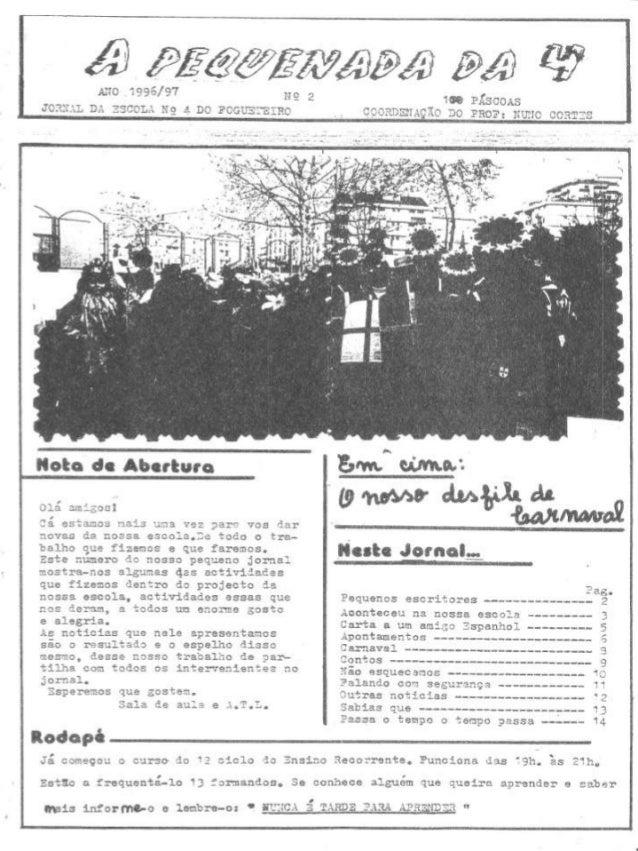 Jornal escolar96.97
