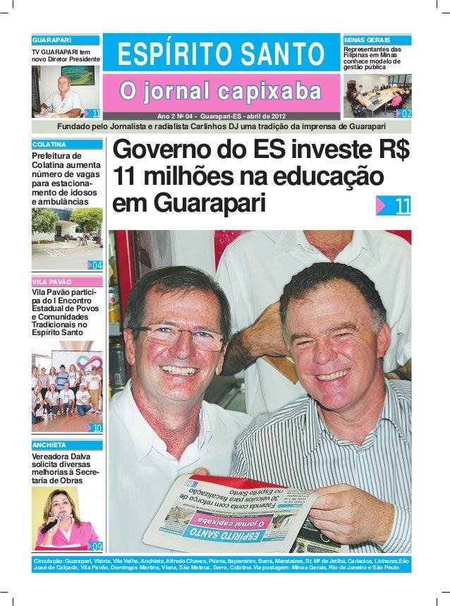 ESPÍRITO SANTOGUARAPARI                                                                                                   ...