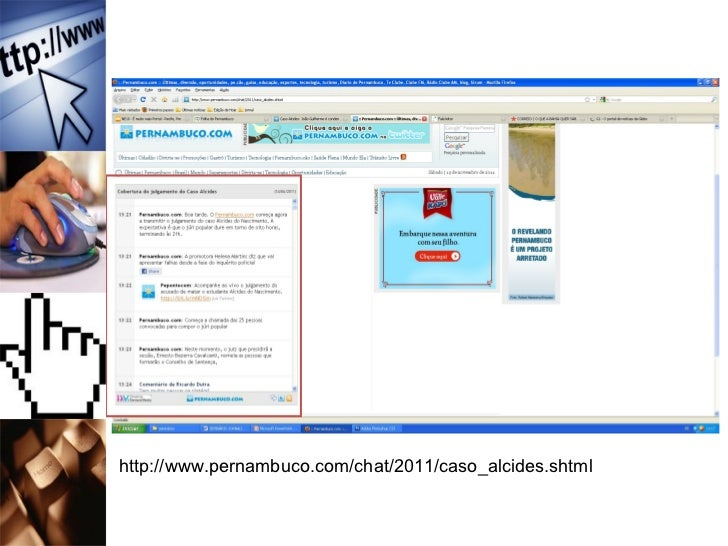 Hipertextualidade no jornalismo online dating 1