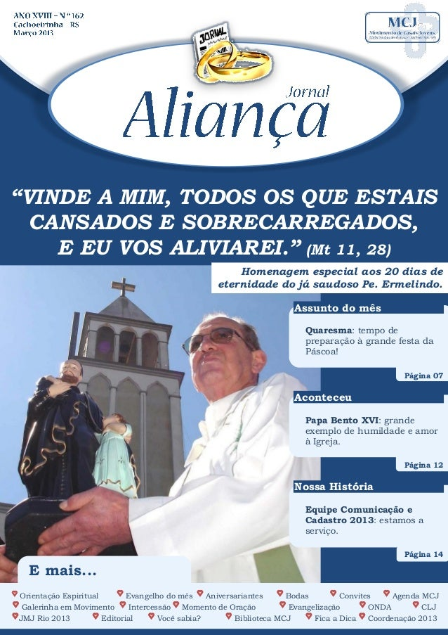 """VINDE A MIM, TODOS OS QUE ESTAIS  CANSADOS E SOBRECARREGADOS,    E EU VOS ALIVIAREI."" (Mt 11, 28)                        ..."