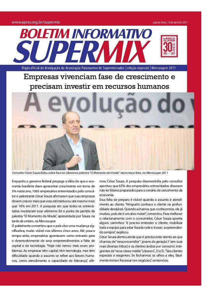 www.apras.org.br/supermix                                                                                    quarta-feira,...