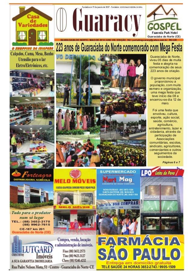 Jornal o Guaracy - Edição 162