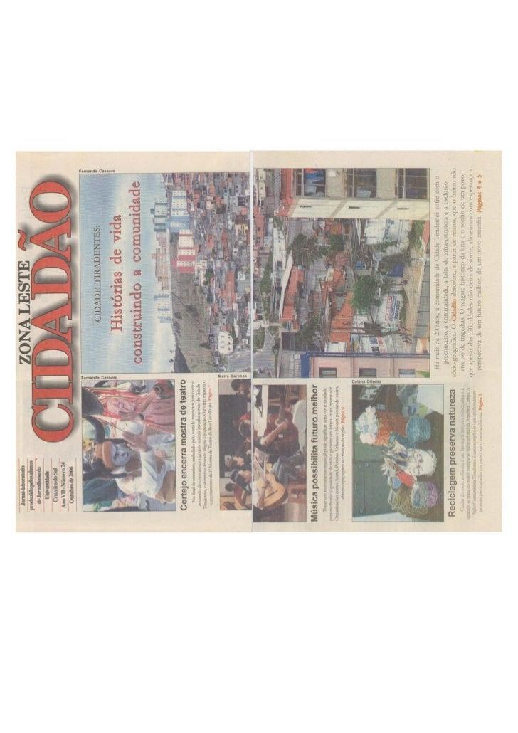 Jornal outubro de 2006 n 24