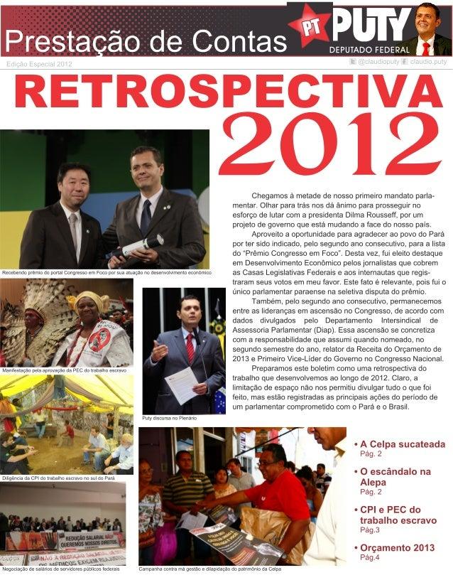 Página 2www.puty.com.br                                  A Celpa sucateada                                        Inoperân...