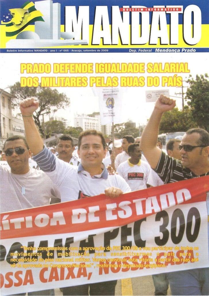 Jornal Setembro 2009