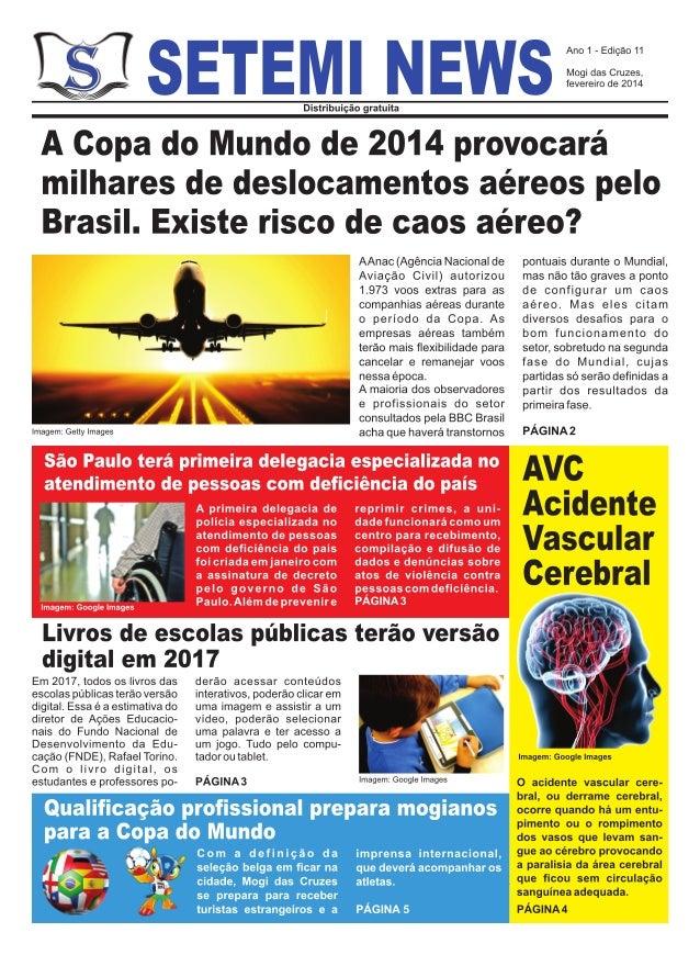 Jornal setemi news (fevereiro 2014)
