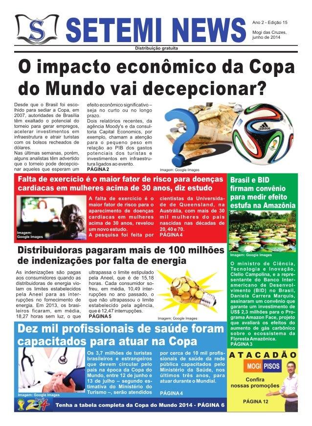 Jornal setemi news (junho 2014)