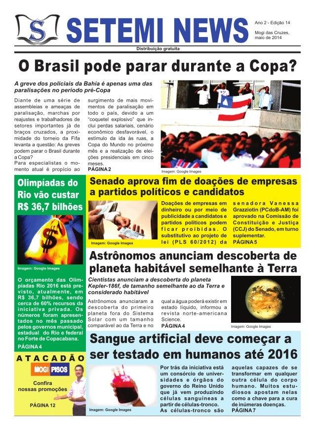 Jornal setemi news (maio 2014)
