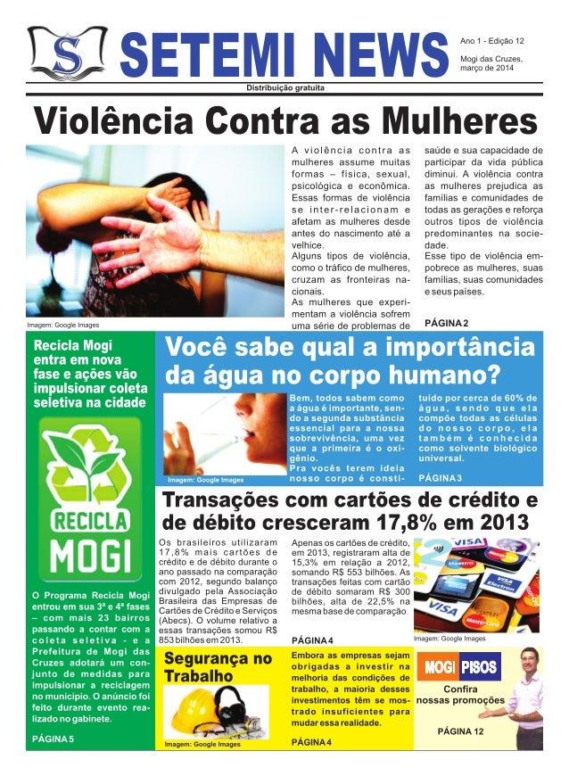 Jornal setemi news (março 2014)