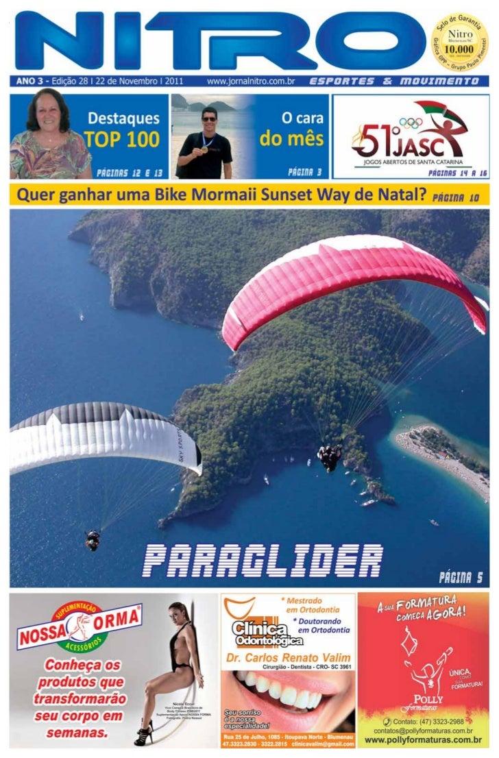 Edição 28 I Novembro I 2011