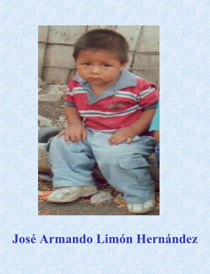 José Armando Limón Hernández