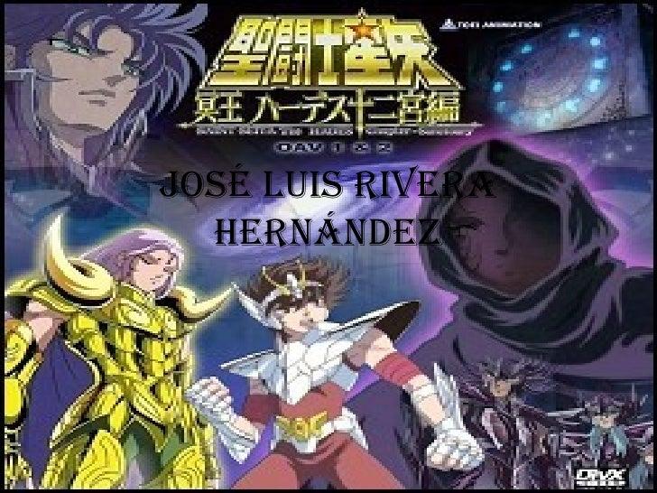 José Luis Rivera Hernández