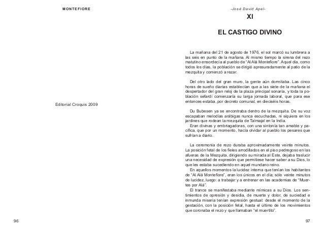 Jose David-Apell - Montfiore