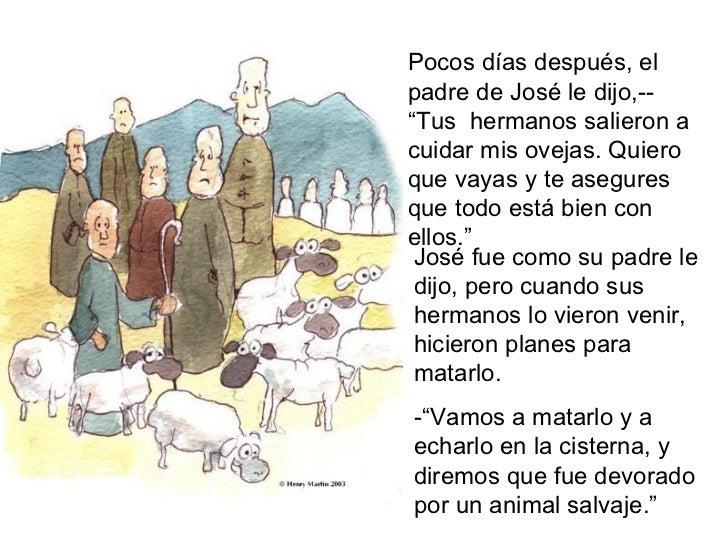 La Historia De Jose - SEONegativo.com